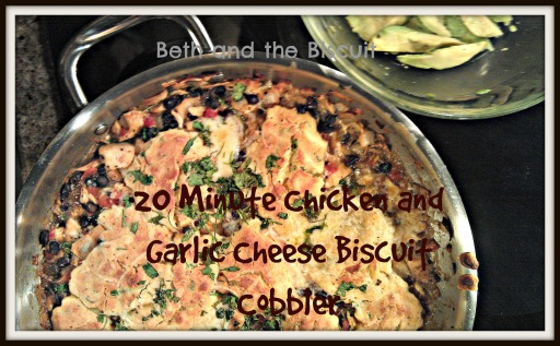 2015-02-20 20min Chicken Cobbler